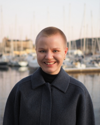Helene Portrait