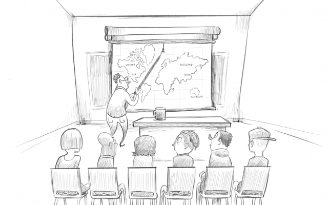 SAIH lanserer verktøy for avkolonisering av akademia