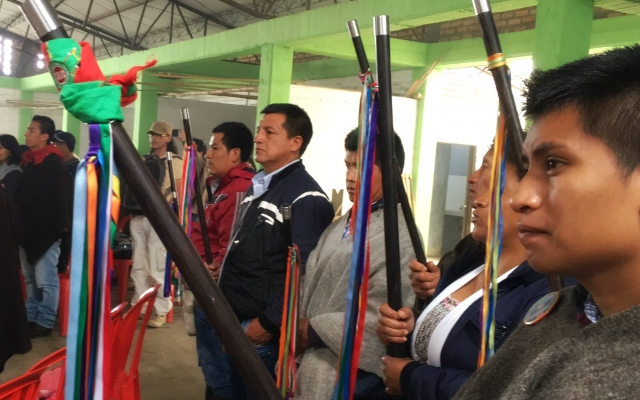 Drap på menneskerettighetsaktivister i Colombia