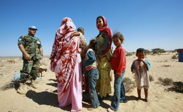 Bakgrunn: Vest-Sahara