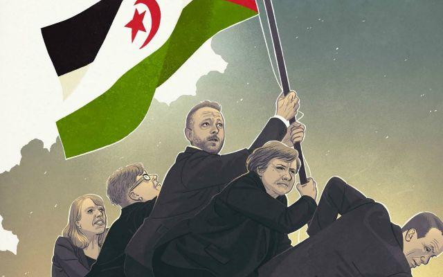 Comunicado de prensa: POR FAVOR, HAGAN PAZ EN EL SAHARA OCCIDENTAL!