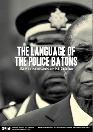 Forside The Language of the police batons1