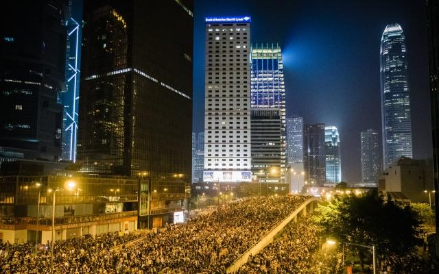 SAIH krever løslatelse av studentaktivister i Hong Kong