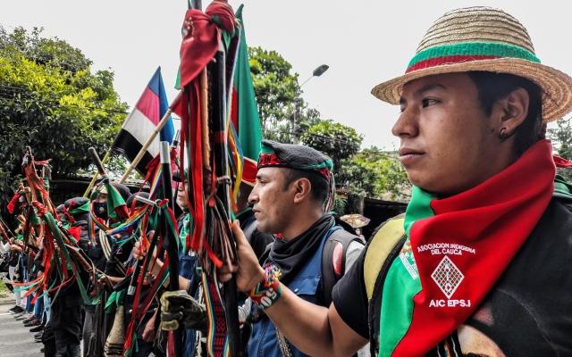 Fellesuttalelse om den voldelige situasjonen i Colombia