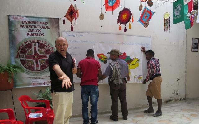 Bruker utdanning og forskning i kampen for sosial rettferdighet