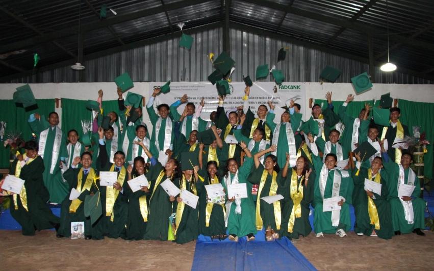 Nicaragua: Bridging the gap to higher education