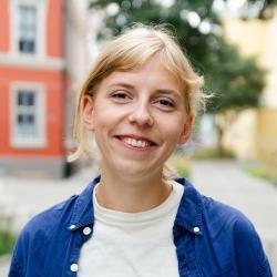 photo of Rebekka Ringholm