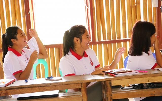 Nytt samarbeid i Myanmar!