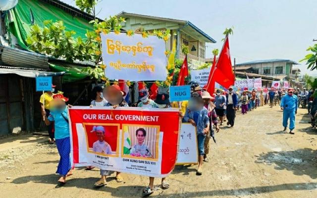 Krevende situasjon for sivilsamfunnet i Myanmar