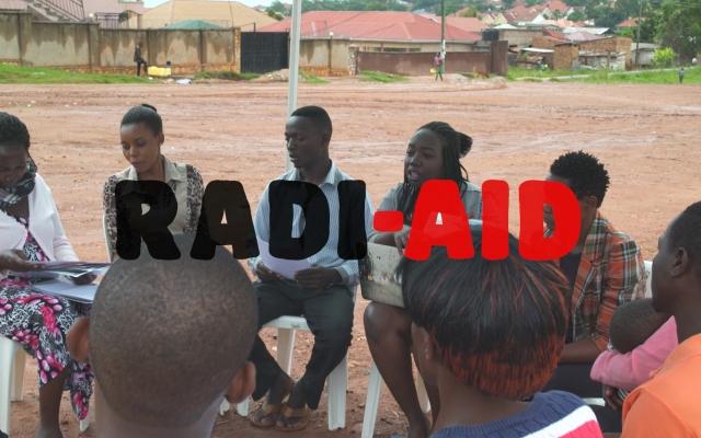 I år skal vi forske med Radi-Aid
