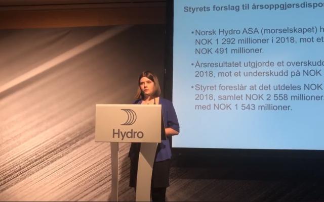 SAIH reagerer på Hydros akademikersøksmål
