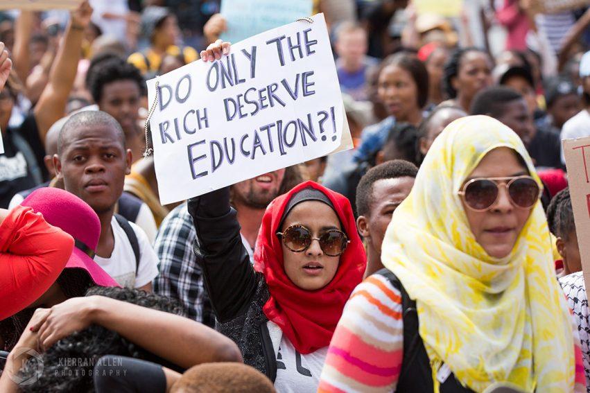 Fees Must Fall South Africa Kierran